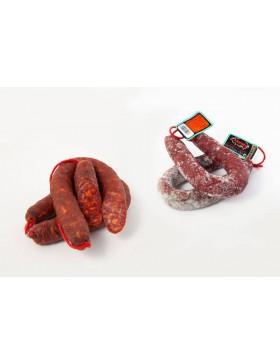 Chorizo/Salchichon Ibérico...
