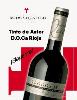 Trodos IV - Tinto de Autor DOCa Rioja